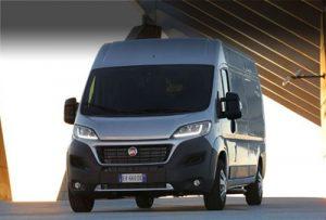 Fiat DUCATO pro přepravu osob