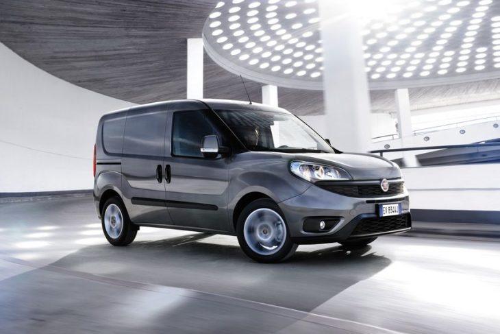 Fiat Dobló pro přepravu osob