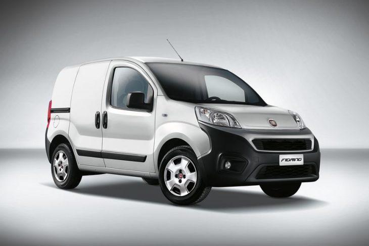 Fiat Fiorino pro přepravu zboží
