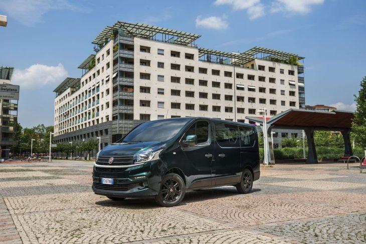 Fiat Talento pro přepravu osob