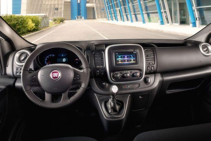 Fiat Talento pro přepravu zboží