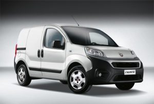 Fiat FIORINO pro přepravu osob